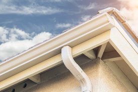Gutter repair and replacement in Ogden and Brigham City